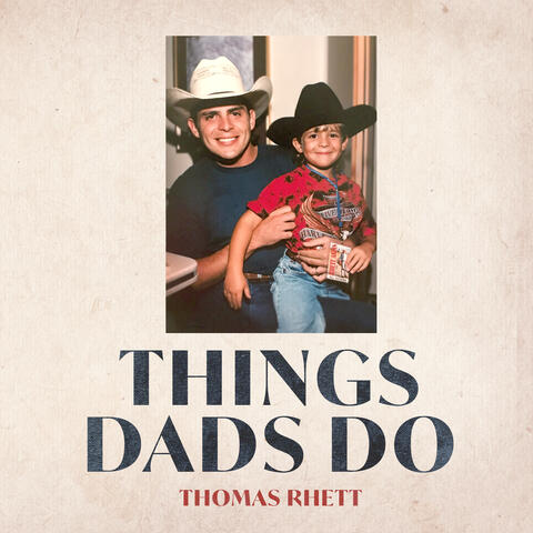 Things Dads Do album art