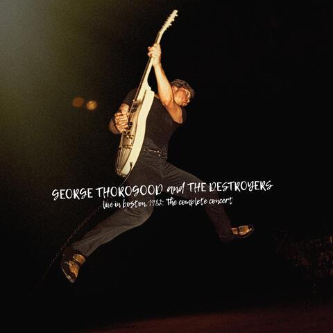 Live In Boston 1982: The Complete Concert album art
