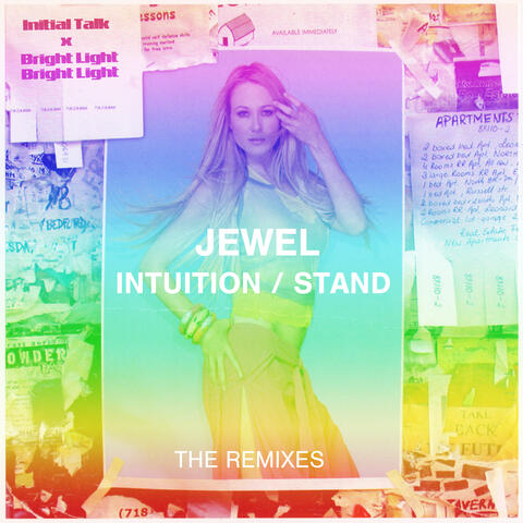 Intuition / Stand album art