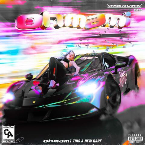 OHMAMI album art