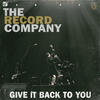 Off The Ground - The Record Company