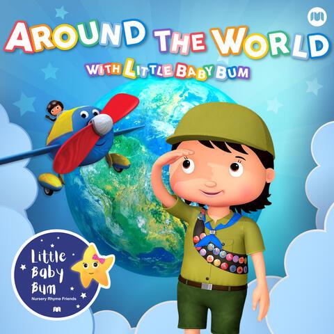 Around the World with Little Baby Bum album art