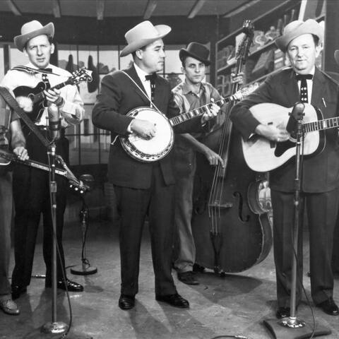 Lester Flatt & Earl Scruggs with The Foggy Mountain Boys