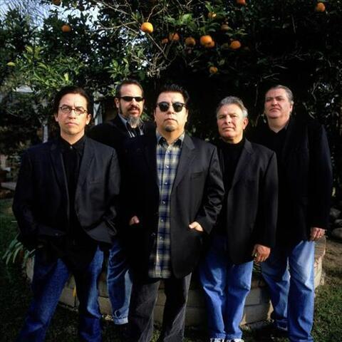 Los Lobos with Antonio Banderas