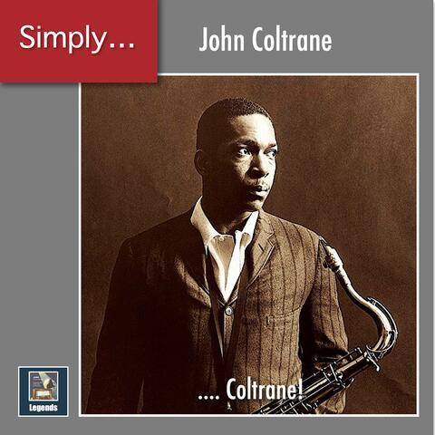 Simply ... Coltrane! album art