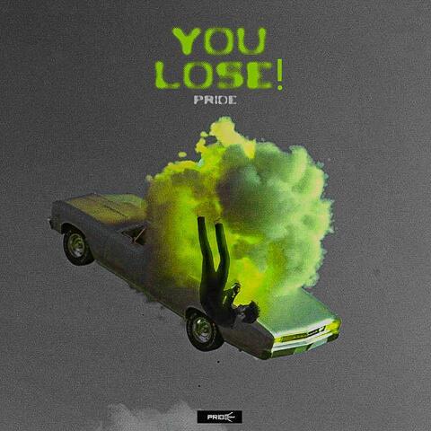 You Lose! album art