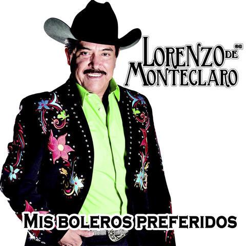 Mis Boleros Preferidos album art
