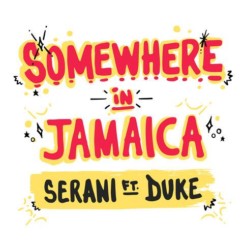 Somewhere in Jamaica album art