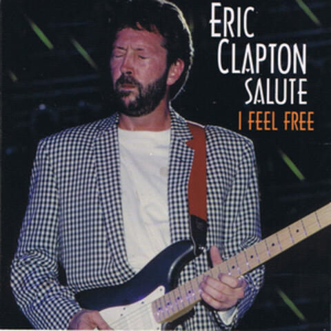 Eric Clapton Salute