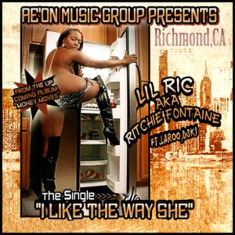 Lil Ric (A.K.A Ritchie Fontaine)