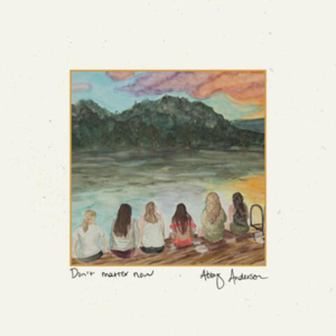 Don't Matter Now album art