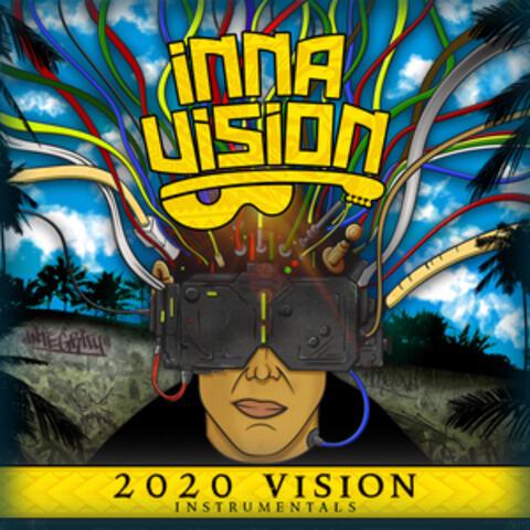 2020 Vision Instrumentals album art