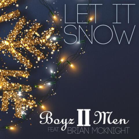 Let It Snow (feat. Brian McKnight) album art