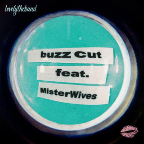 buzz cut (feat. MisterWives) album art