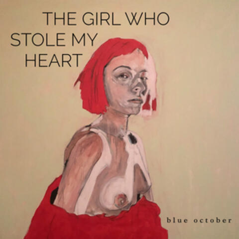 The Girl Who Stole My Heart album art