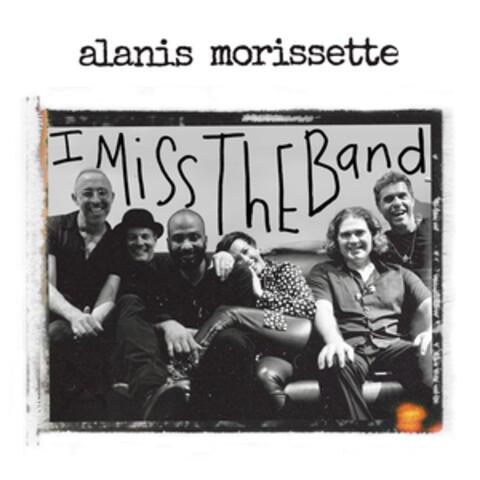 I Miss the Band album art