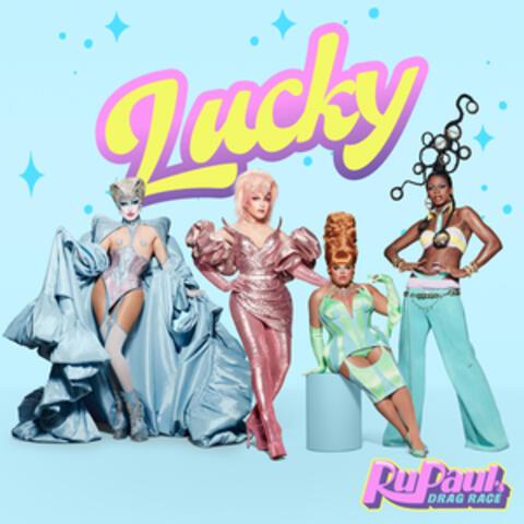 Lucky album art