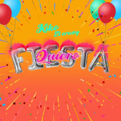 Quiero Fiesta album art