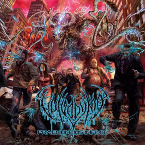Praenuntius Infiniti album art
