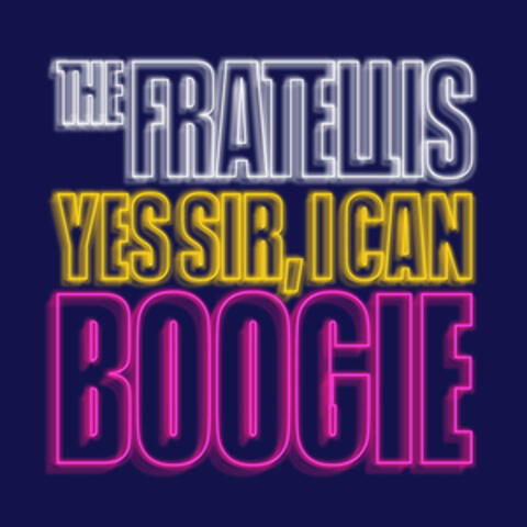 Yes Sir, I Can Boogie album art