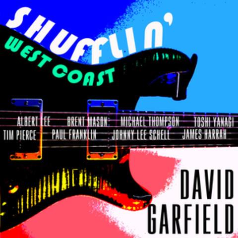 Shufflin' West Coast album art