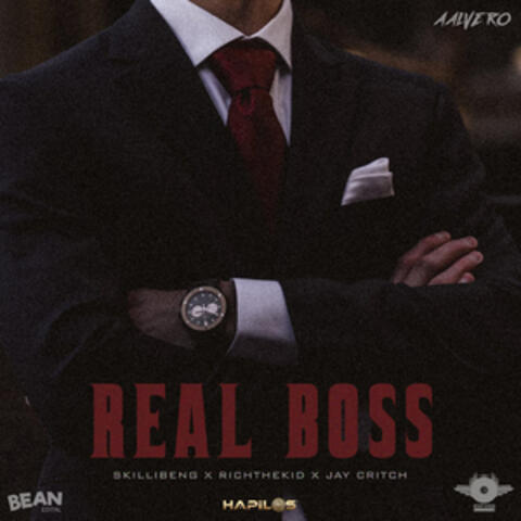 Real Boss album art