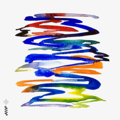 The Watercolors album art