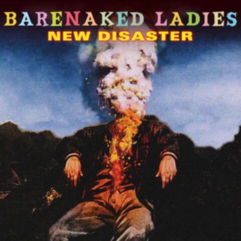 New Disaster album art