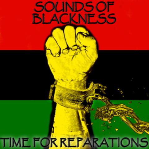 Time for Reparations album art