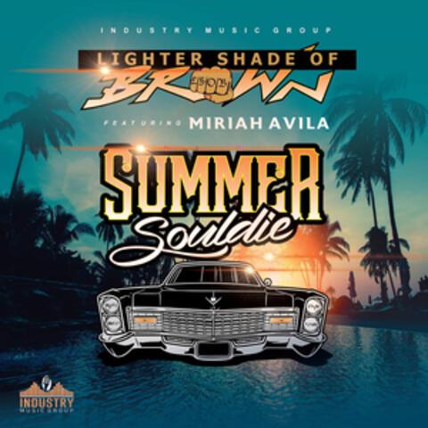 Summer Souldie album art