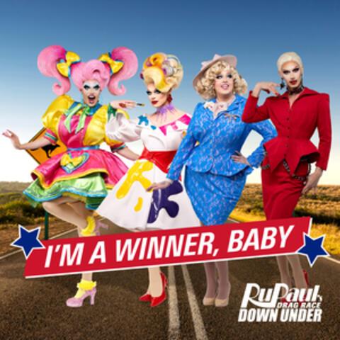 I'm a Winner, Baby (Cast Version) album art