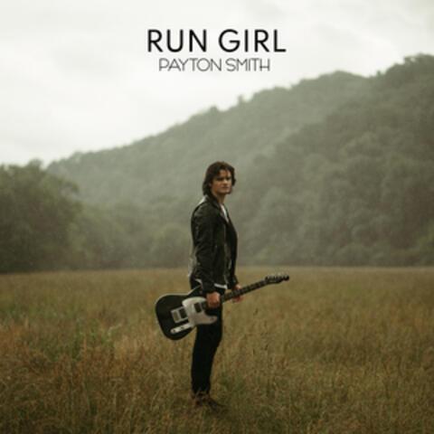 Run Girl album art