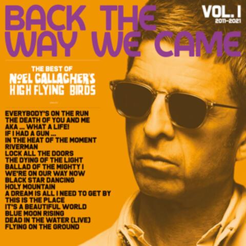 Back the Way We Came: Vol. 1 (2011 - 2021) album art