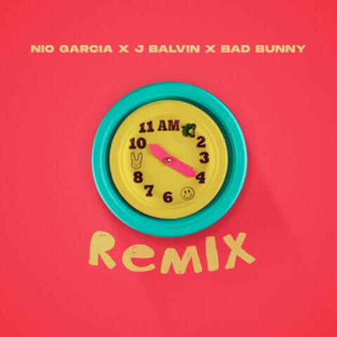 AM Remix album art