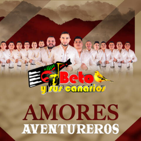 Amores Aventureros album art