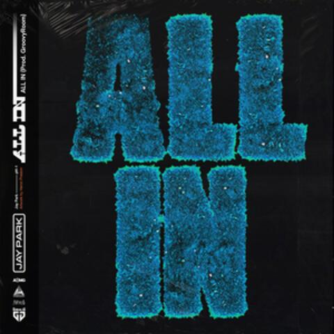 All IN album art
