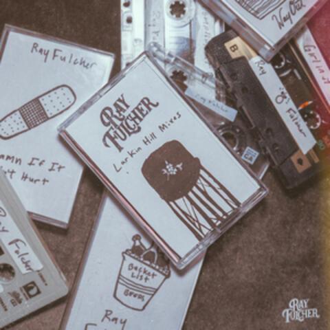 Larkin Hill Mixes album art