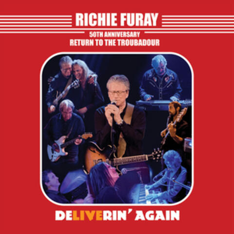 Richie Furay 50th Anniversary Return to the Troubadour album art