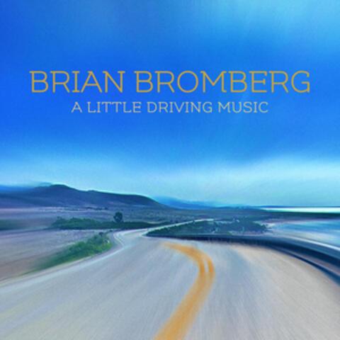 A Little Driving Music album art