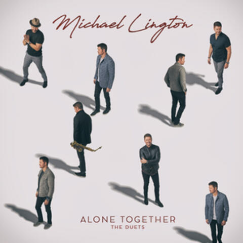 Alone Together (The Duets) album art