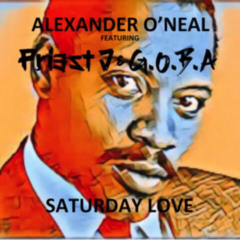 Saturday Love album art