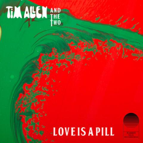 Love is a Pill album art