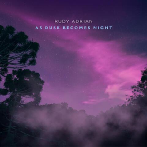 As Dusk Becomes Night album art