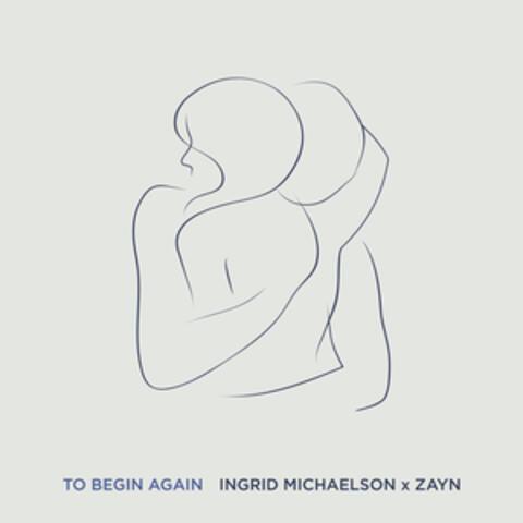 To Begin Again album art