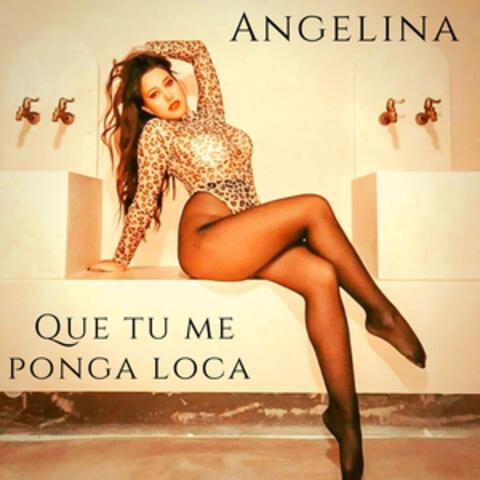 Que Tu Me Ponga Loca album art