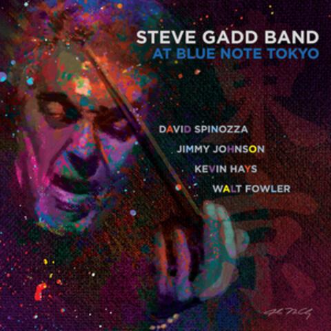At Blue Note Tokyo album art