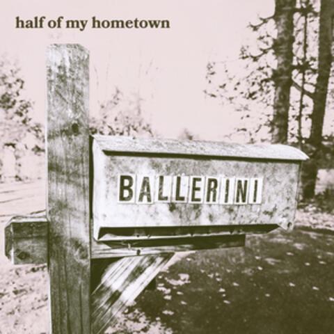 half of my hometown album art