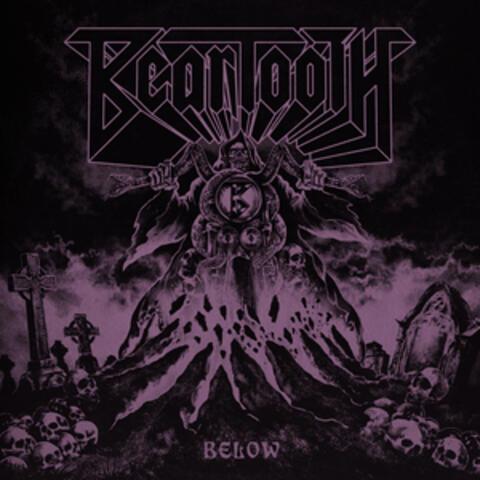 Below album art