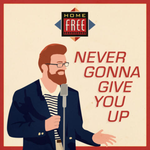Never Gonna Give You Up album art
