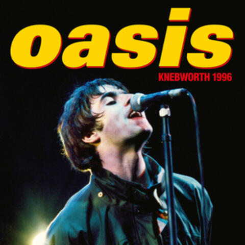 Some Might Say (Live at Knebworth, 11th August 1996) album art